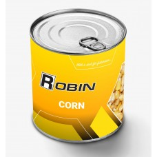 "Кукуруза Robin ""Натурал"" 900ml ж/б"