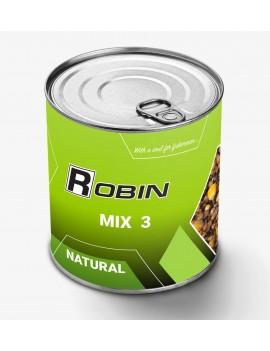 Микс-3 зерен Robin 900ml ж/б