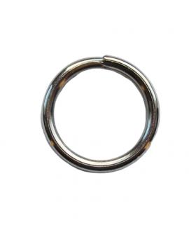 New Кольцо заводное 8мм (100шт)