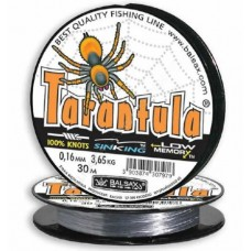 Леска Balsax Tarantula 30m  темно-серая