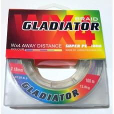 Шнур Gladiator цветной