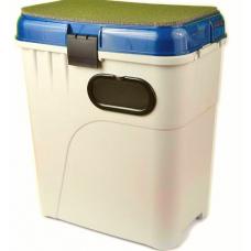 Ящик зимний эконом 1870 Р (без карманов, коробки, лотка, плечевой накладки) (335х235х390)