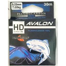Леска Avalon Fluorocarbon 30м