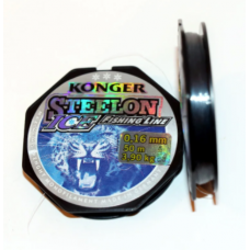 Леска Konger Steelon Ice classic fishing line (50м)