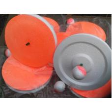 Кружок маленький (щуковка) оснащенный 130мм
