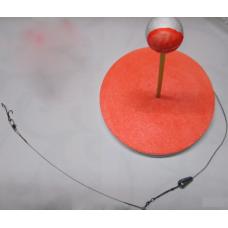Кружок большой (щуковка) оснащенный 150мм