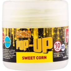 Бойлы Brain Pop-Up 14mm Sweet Corn (кукуруза) 15г