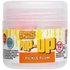 Бойлы Brain Pop-Up 14mm Sweet Corn (слива) 15г